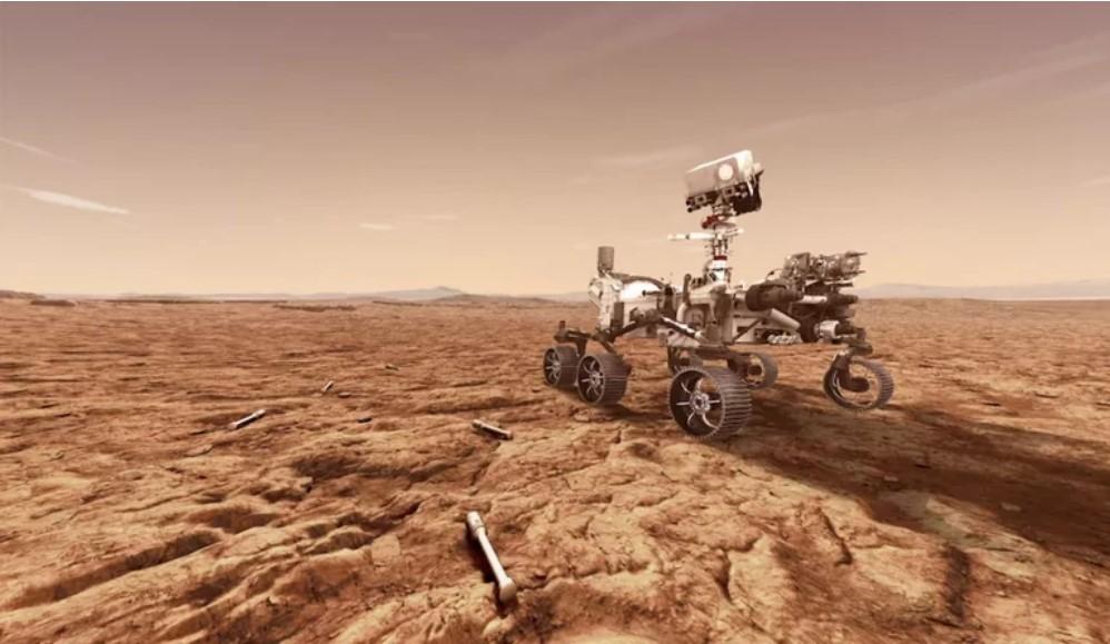 Чем на Марсе будут заниматься Perseverance и Ingenuity?