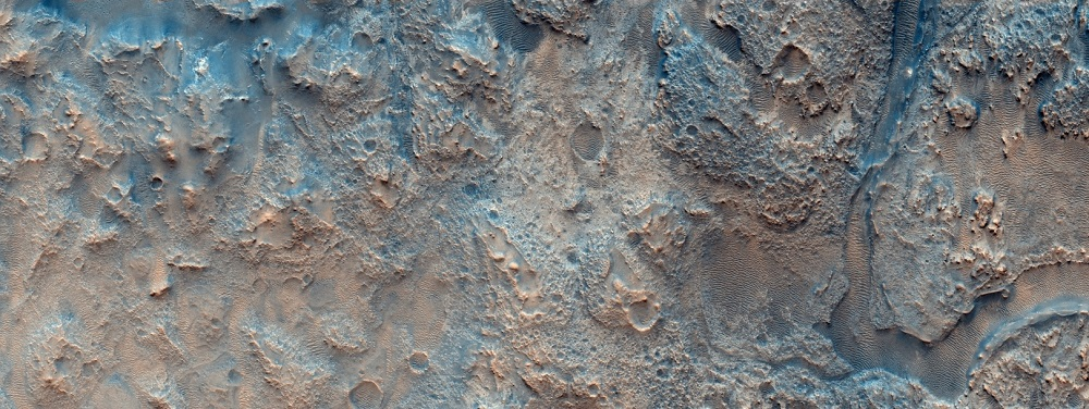 Поверхня Марса