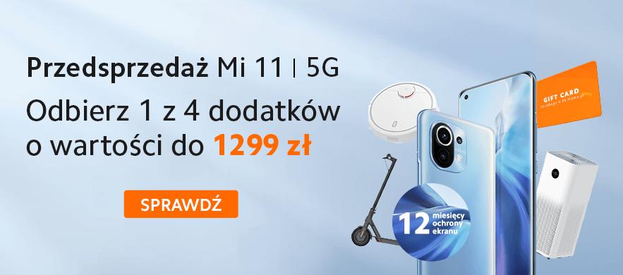 Xiaomi Mi 11 w Polsce