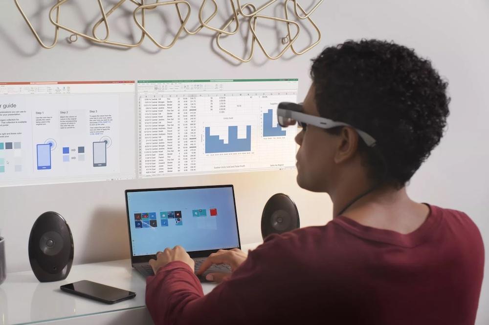 Qualcomm XR1 AR Virtual Windows