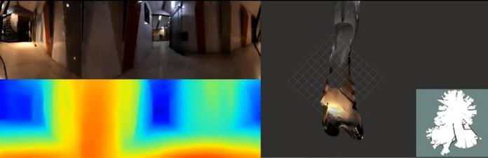 МorpheusTEK PAL Omnidirectional 3D Vision System