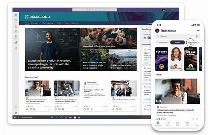 Microsoft Viva EXP