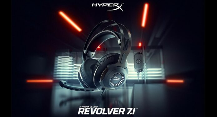 HyperX Cloud Revolver + 7.1