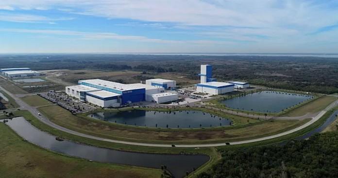 ракетний завод Blue Origin