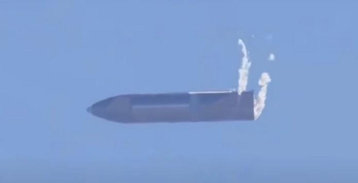 Starship SN9 SpaceX