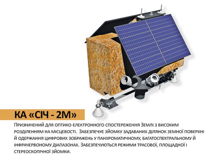 супутник Січ-2М
