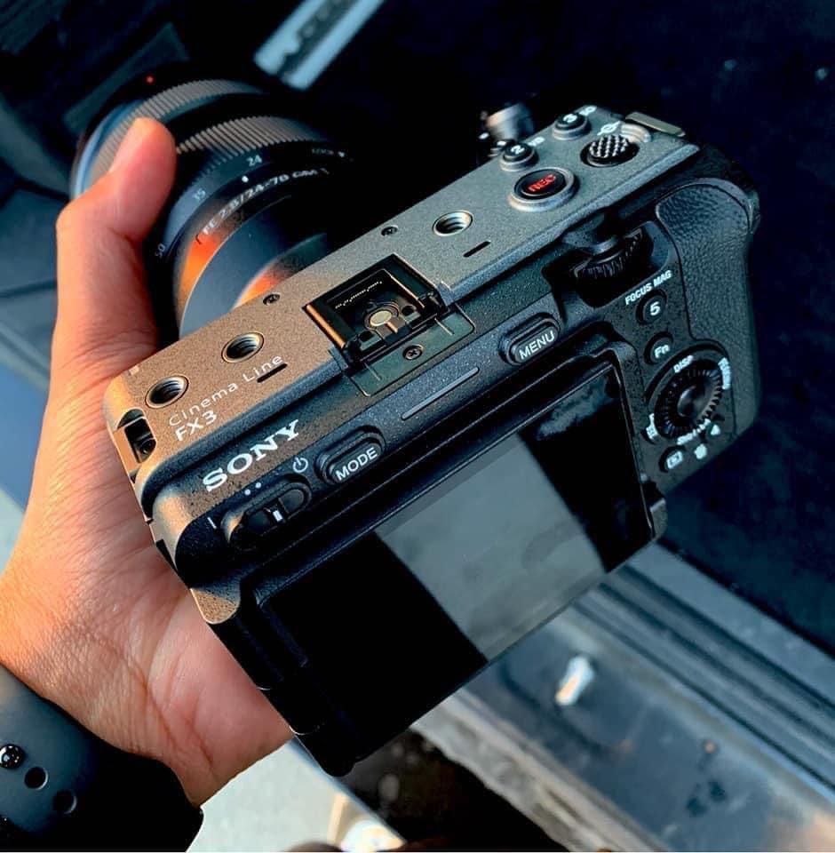 Sony FX3