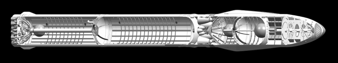 Spacex Super Heavy BN1