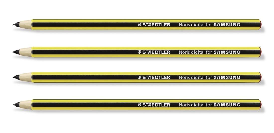 S-Pen від Staedtler Noris, стилізований під олівець