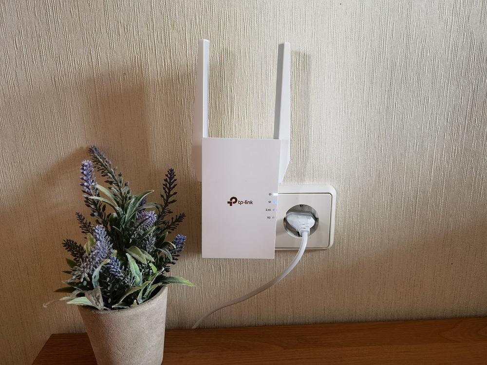 Обзор TP-Link RE505X: эффективный усилитель с Wi-Fi 6 и LAN