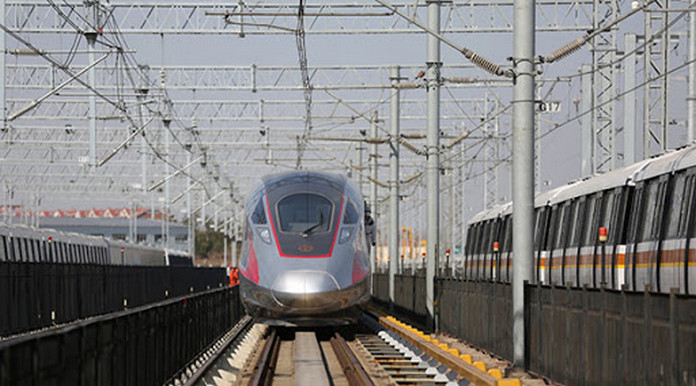 маглев-поїзд CRRC Qingdao Sifang