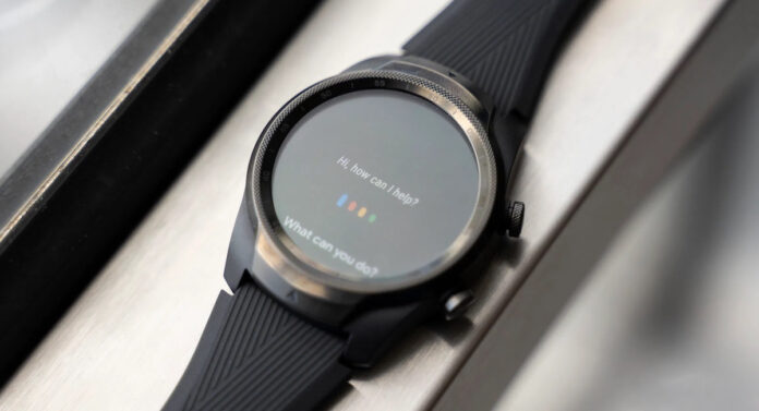 Wear OS Google Assistant