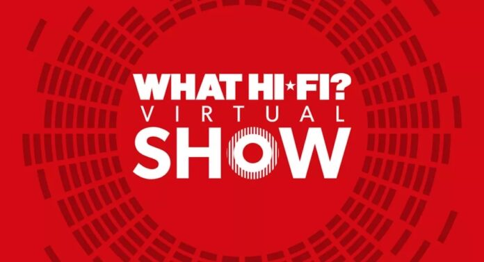 What Hi-Fi? Virtual Show Logo