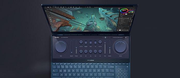 Отчёт о презентации ASUS ZenBook Duo 14 (и чуть-чуть про Intel)