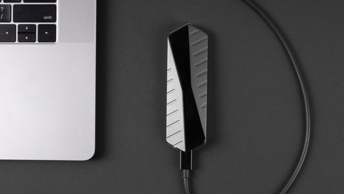 Gigadrive: The fastest external SSD in the world