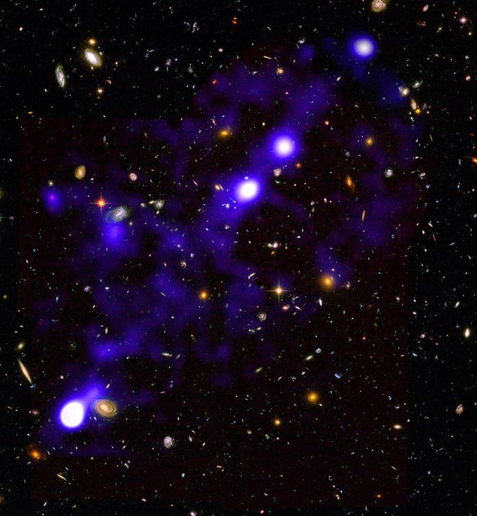 cosmic web filaments