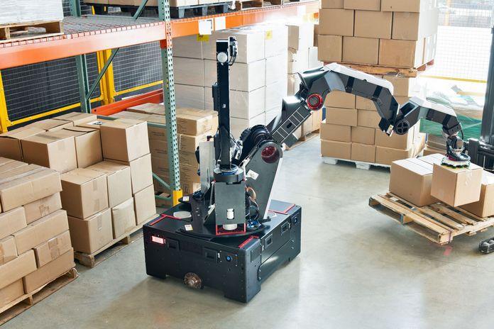 Boston Dynamics Stretch