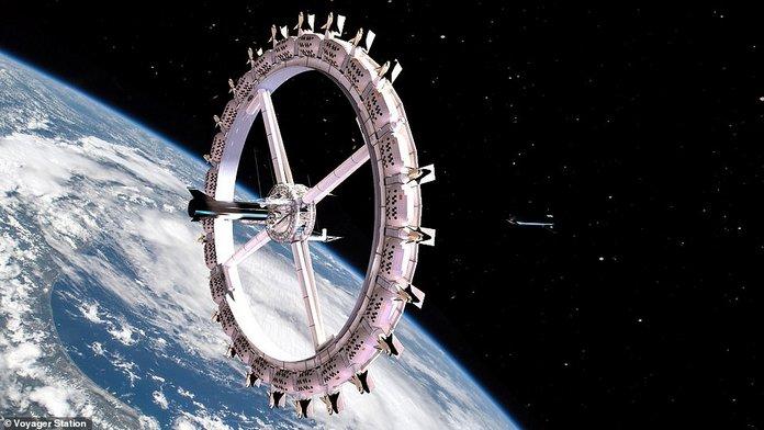 космічна станція «Вояджер»
