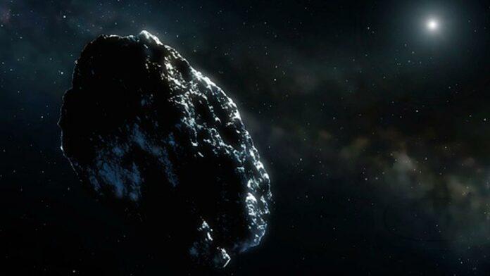 Asteroid 99942 Apophis