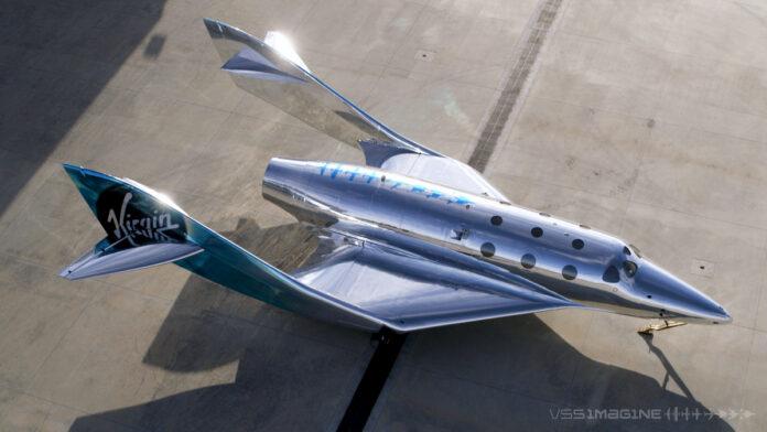 Virgin Galactic SpaceShip III