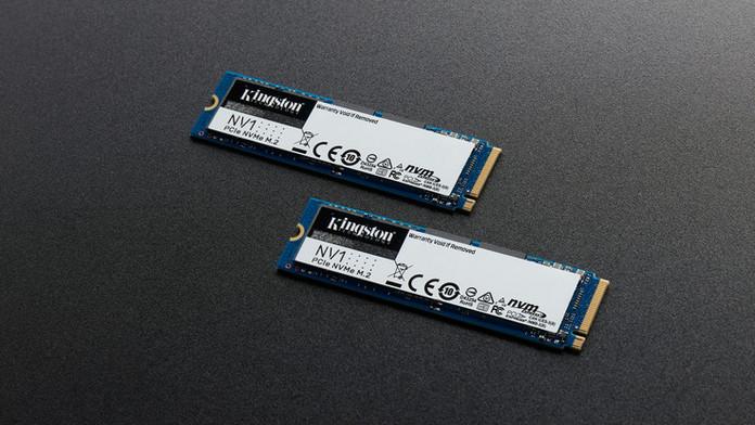 Kingston NV1 NVMe SSD