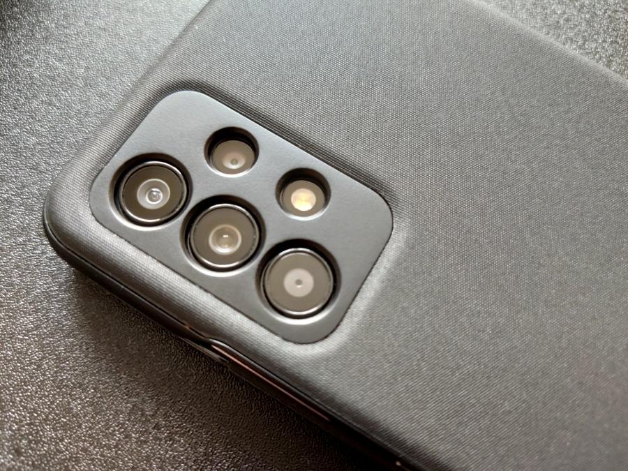 Samsung Galaxy A32 камера