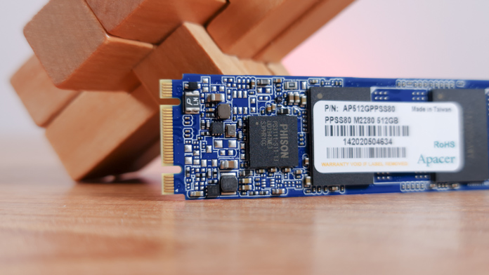 Apacer PPSS80 512GB