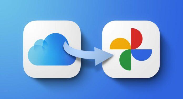 Apple iCloud Photo Google Photos