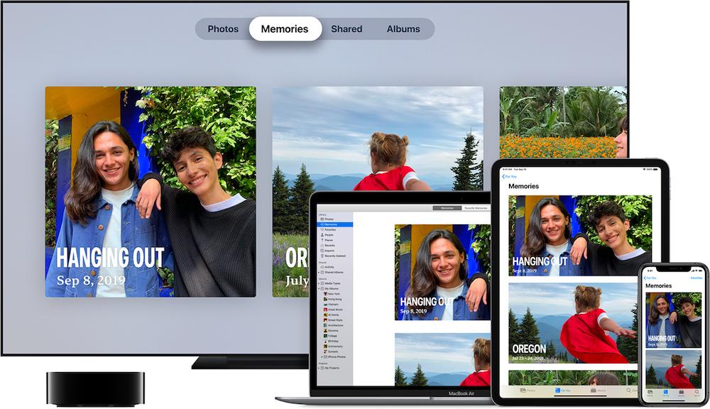 Apple iCloud Photo