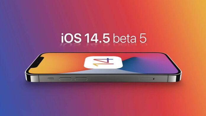 Apple ios 14.5 beta 5