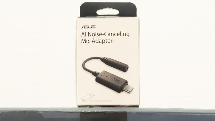 Обзор адаптера ASUS AI Noise-Canceling Mic (и немножко гарнитуры ASUS TUF H5)