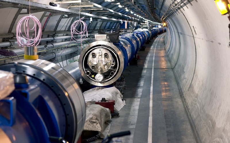 large andronic collider