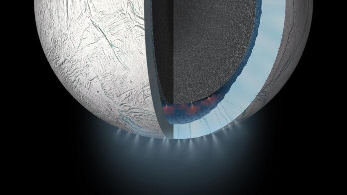 enceladus ocean moon