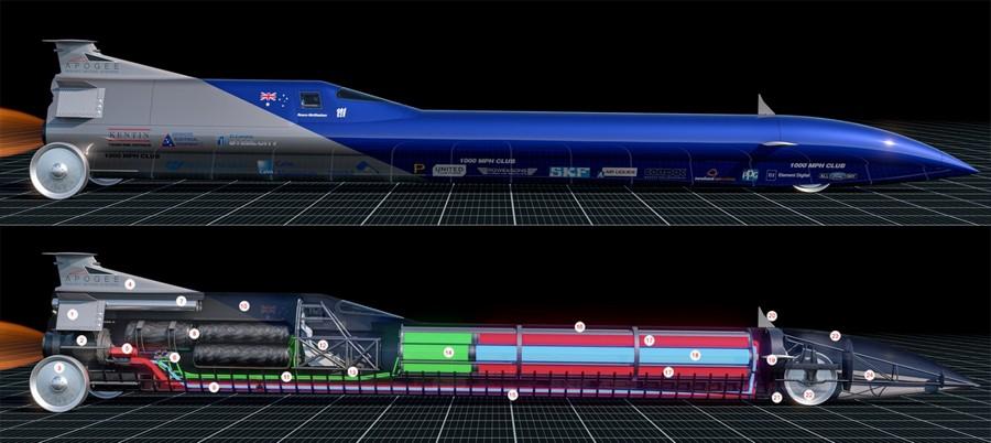 Ракета-носій Aussie Invader 5R
