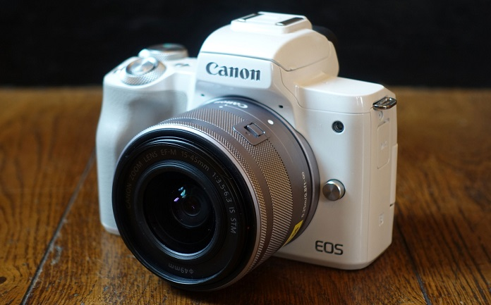 Canon EOS M50 Kit 15-45 IS STM