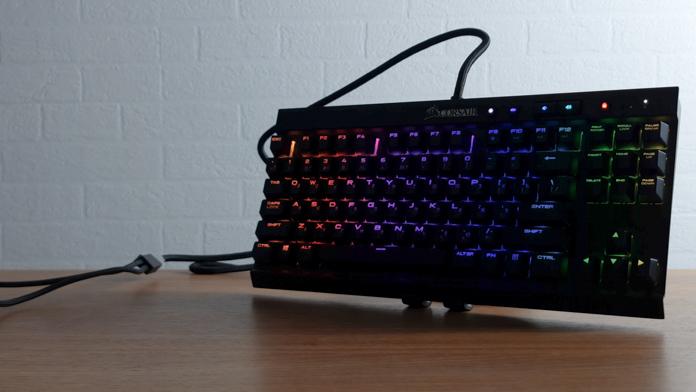 Обзор Corsair K65 RGB Rapidfire: Премиальная клавиатура!