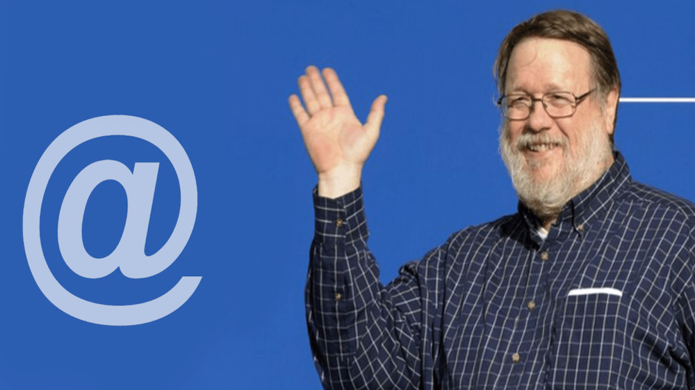email 50 Ray Tomlinson