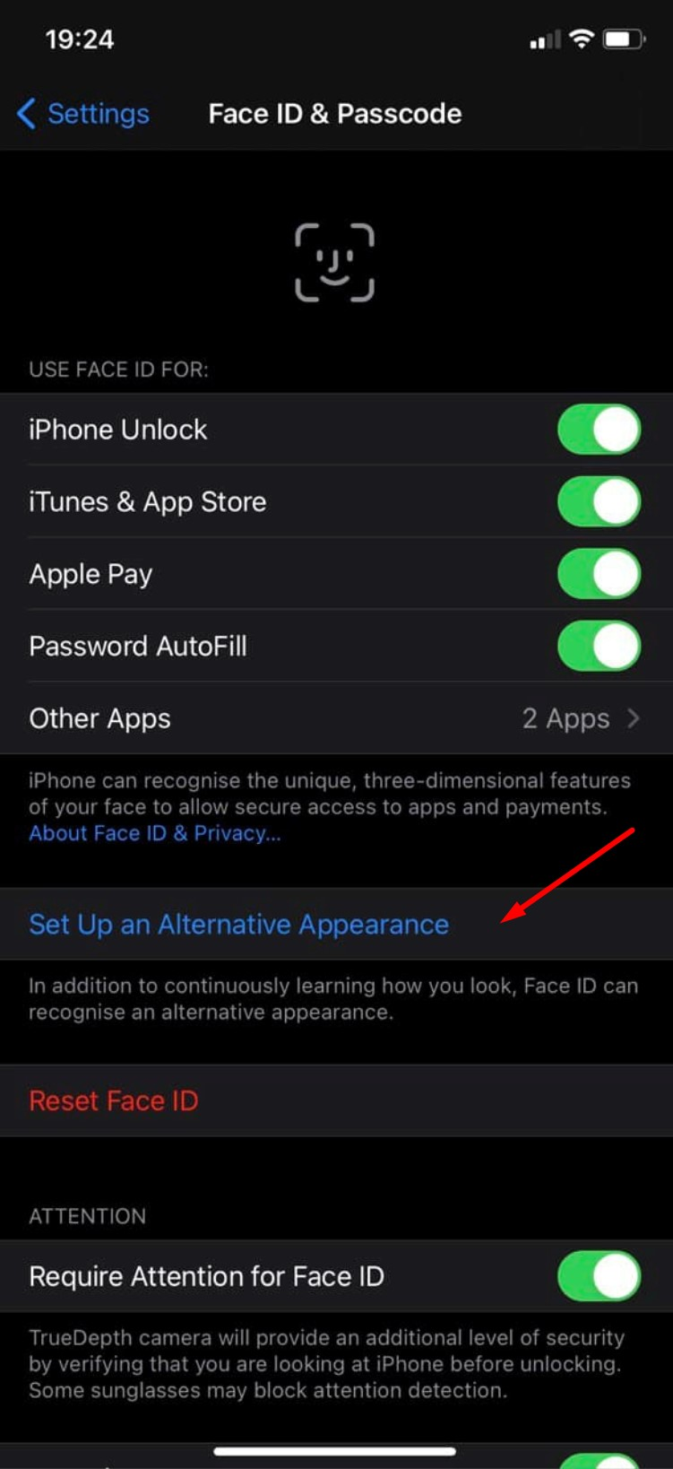 How to set up Face ID to unlock iPhone with a face mask