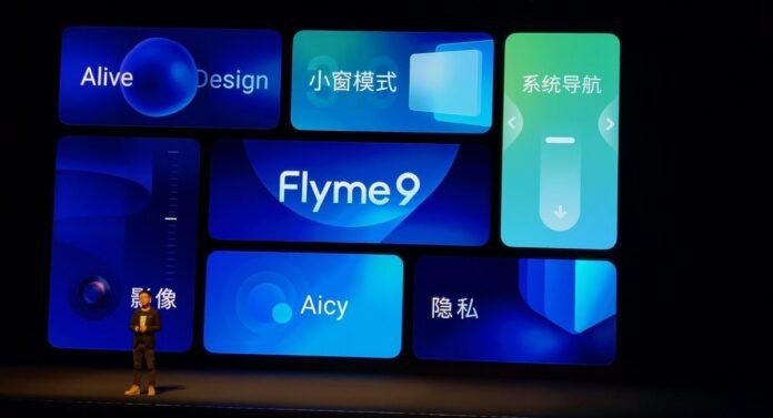 Flyme 9 Presentation