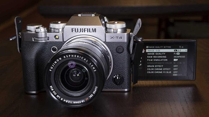 Fujifilm X-T4 Kit