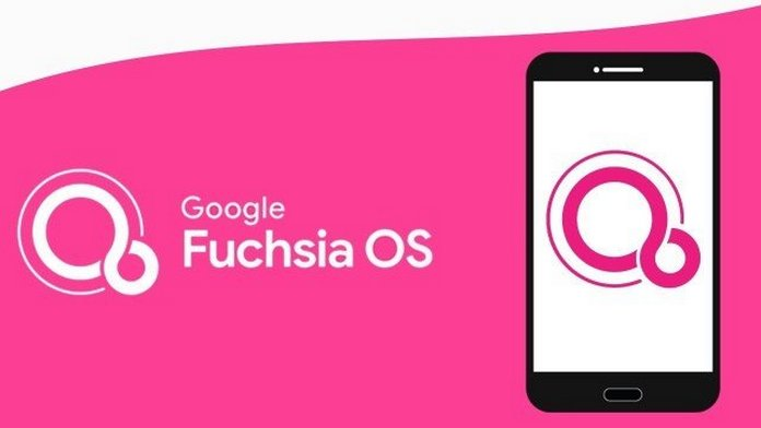 OS Google Fuchsia