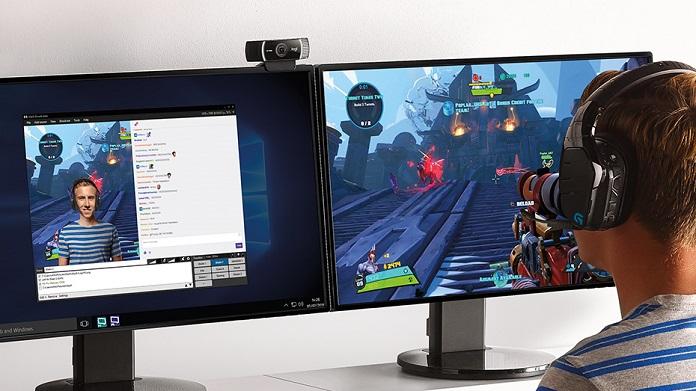 Gaming Webcam