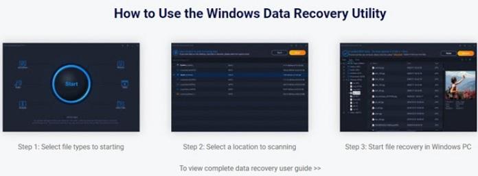 iBeesoft Free Data Recovery