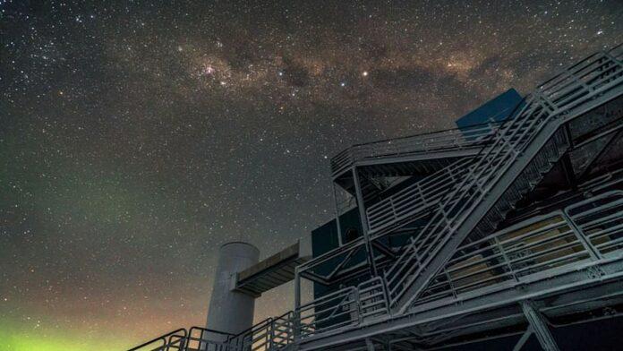 IceCube Neutrino Observatory.
