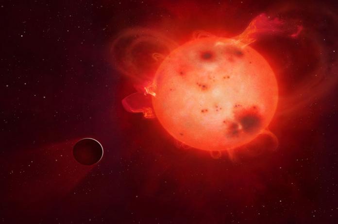 exoplanet TOI-1685