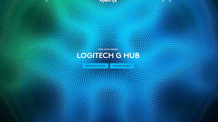 Logitech G733