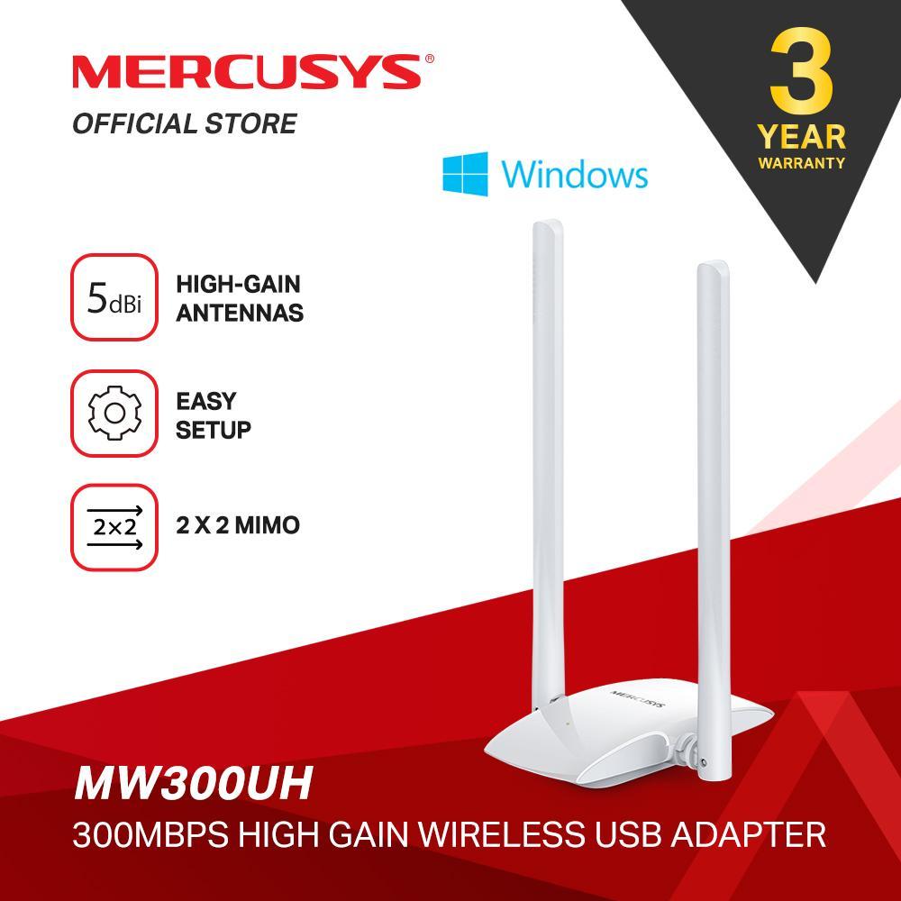 Mercusys 3 years warranty