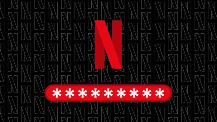 Netflix Passwords Sharing
