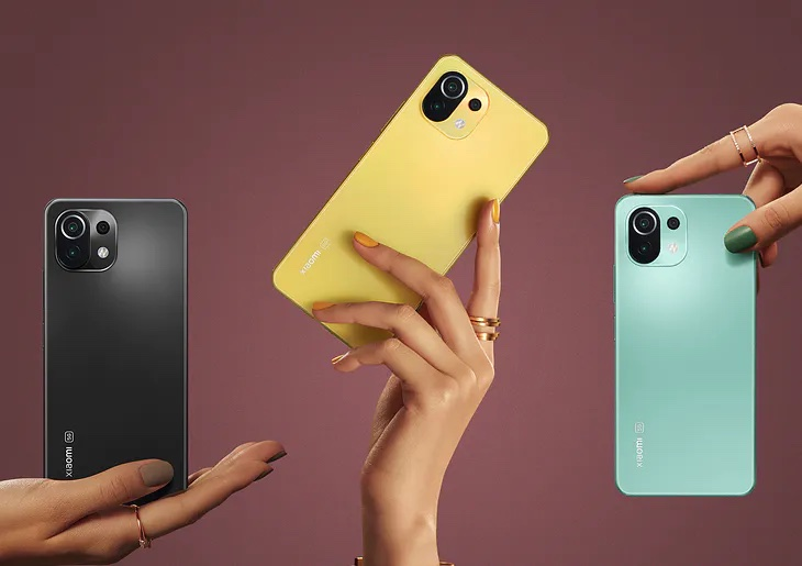 Xiaomi Mi 11 Lite iMi 11 Lite 5G