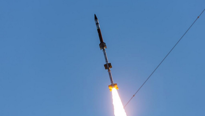 rocket launches U.S. Space Force